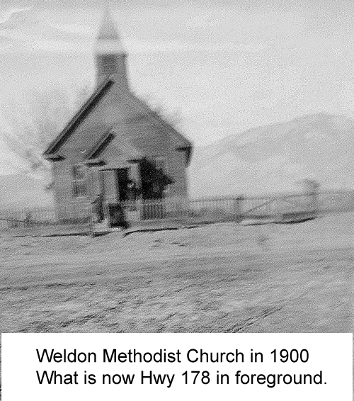 W009 - Weldon Methodist Church,1900